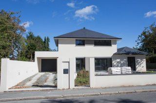 Construction neuve d'une maison d'habitation
